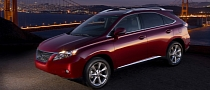 Toyota Fined Record $17 Million for Delayed Lexus RX Recall