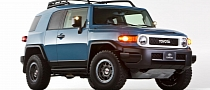 Toyota FJ Cruiser Production to End with Trail Teams Ultimate Edition
