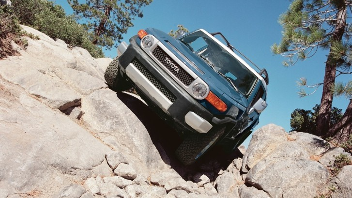 Toyota FJ Cruiser to Be Discontinued After 2014