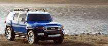 Toyota FJ Cruiser with TRD Brake Kit Recalled