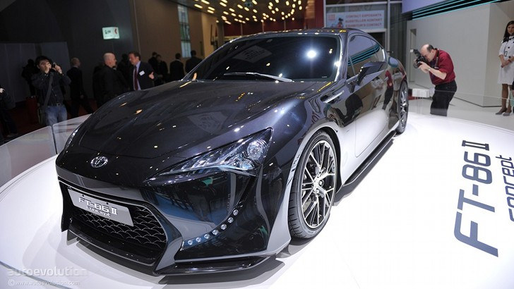 Toyota FT-86 Specs Leaked via Internal Document Scan ...