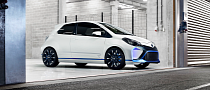 Toyota Fully Reveals Yaris Hybrid-R Concept [Photo Gallery]