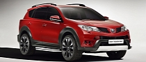 Toyota Gets Tough, Luxurious with New RAV4 Concepts [Photo Gallery]