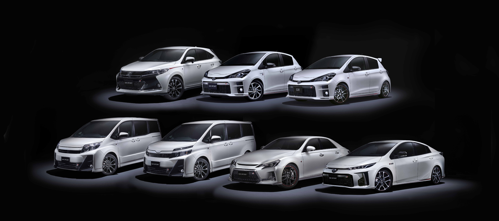 45 Photos. Toyota GR Sports Car Lineup ...