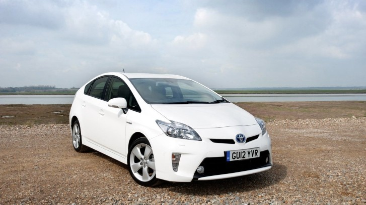 Toyota Grabs 15 Top 10 Places in TUV Reliability Report