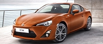 Toyota GT 86: 200 HP Sports Coupe Officially Revealed [Photo Gallery]