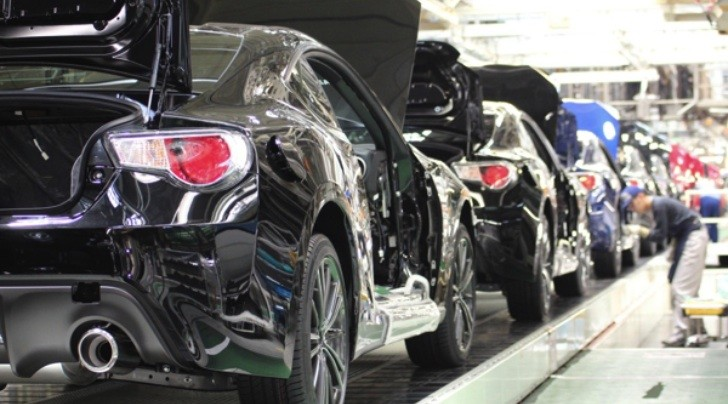 Toyota GT 86 and Subaru BRZ Production Starts in Japan