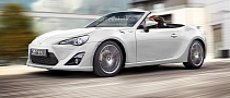 Toyota GT 86 Convertible Rendering Could Become Reality