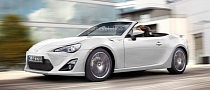 Toyota 86 Convertible Still in the Works
