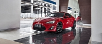 Toyota GT 86 Gets ADV.1 Wheels and Engine Tuning [Photo Gallery]