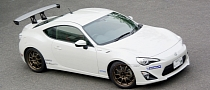 Toyota GT 86 Gets KW Suspension [Photo Gallery]