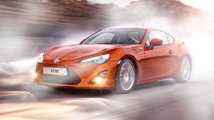 Toyota GT 86 Goes to Australian Drifting Grand Prix