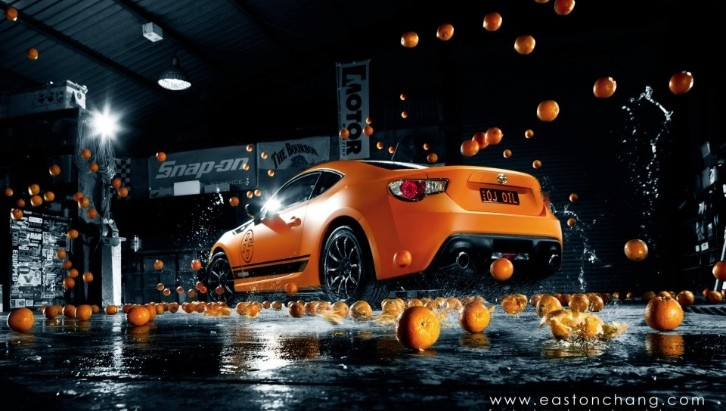 Toyota GT 86 Juicy Edition