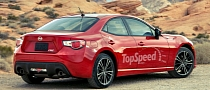 Toyota GT 86 / Scion FR-S Sedan, Shooting Brake Rendered