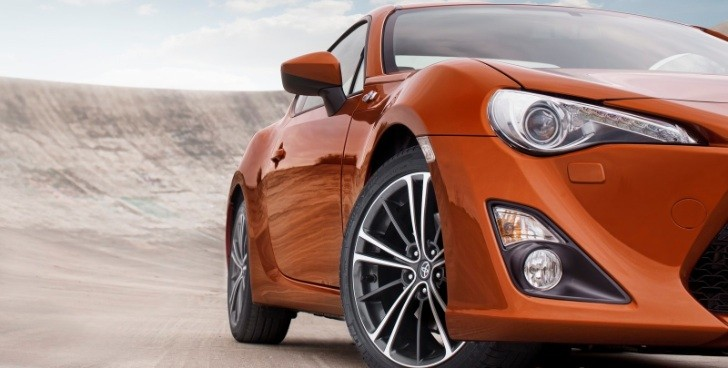 Toyota GT 86 to Drop Spare for Repair Kit