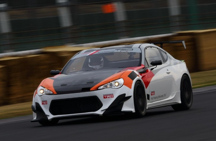 Toyota GT 86 TRD Griffon Project Set for Goodwood Debut