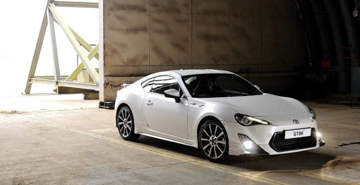 Toyota GT 86 TRD UK Pricing Announced