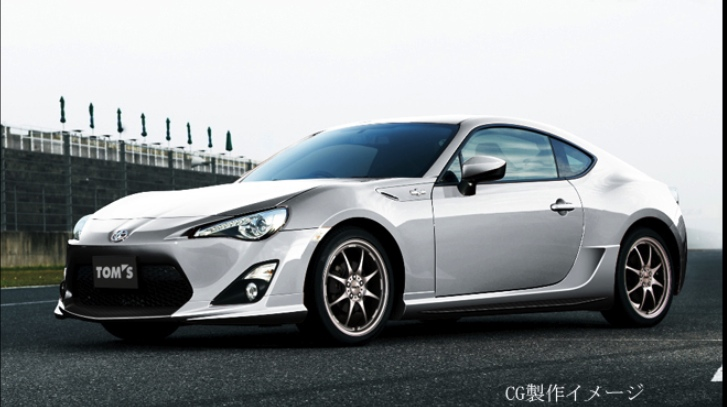 toyota gt 86 tuned by toms autoevolution. Black Bedroom Furniture Sets. Home Design Ideas