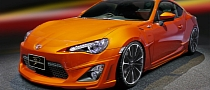Toyota GT 86 Tuned by Wald International