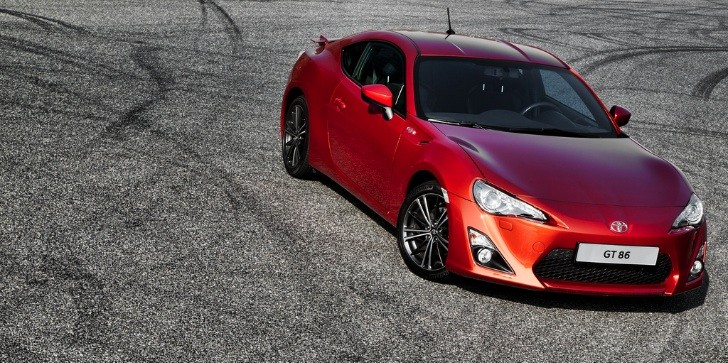 Toyota GT 86: UK Price and Spec