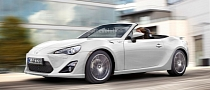 Toyota GT86 Convertible Delayed Beyond 2015
