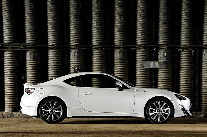 Toyota GT86 to Gain Hybrid Version