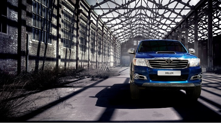 Toyota Hilux Invincible Announced