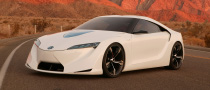 Toyota Hybrid Supra Successor on Track for 2011