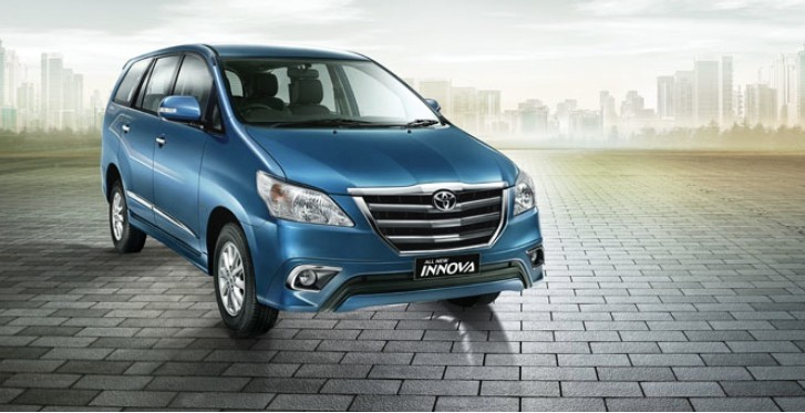 Toyota India Registers Increased Sales over October 2013