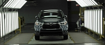 Toyota Indiana Preps for Highlander Hybrid and Exports