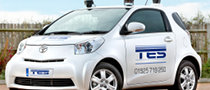 Toyota iQ New Surveillance Car in UK