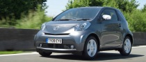 Toyota iQ3 Released in the UK