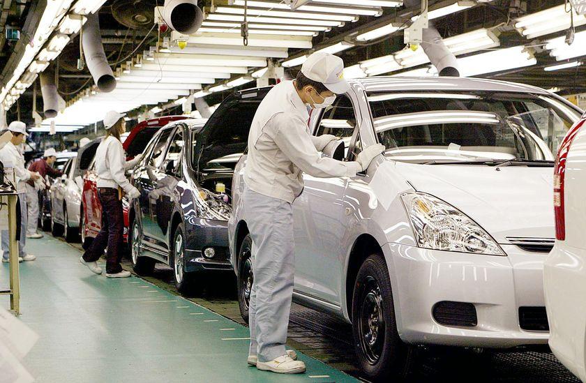 Toyota Japan Nonoperational Until March 26 Autoevolution