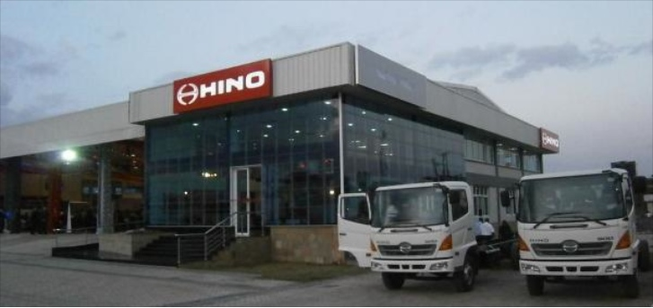Toyota Kenya Opens New Hino Workshop