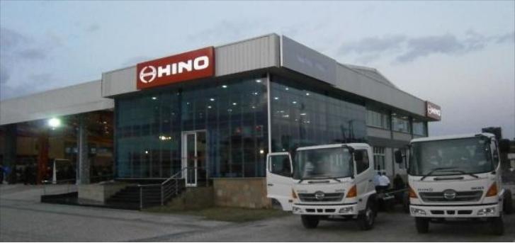 Toyota Kenya Opens New Hino