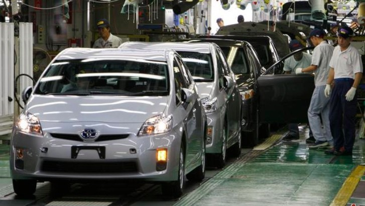 Toyota Labor Federation Pushing for Higher Wages