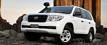 Toyota Land Cruiser GX: Extra Tough for Australia