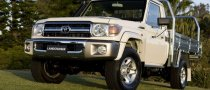 Toyota LandCruiser 70 Series Gets New Safety Tweaks