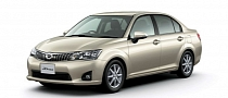 Toyota Launches Corolla Hybrid in Japan