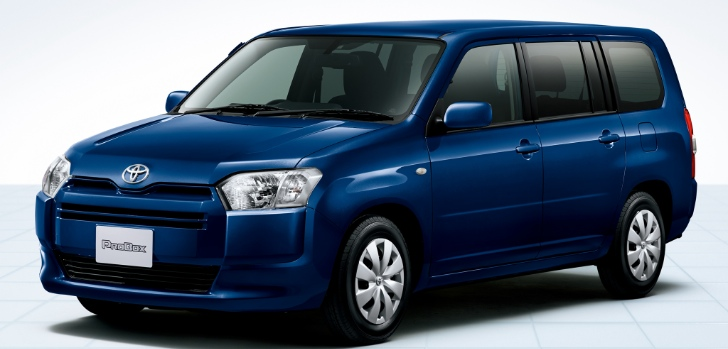 toyota launches new 2014 probox and succeed in japan autoevolutionToyota Probox New Shape #5