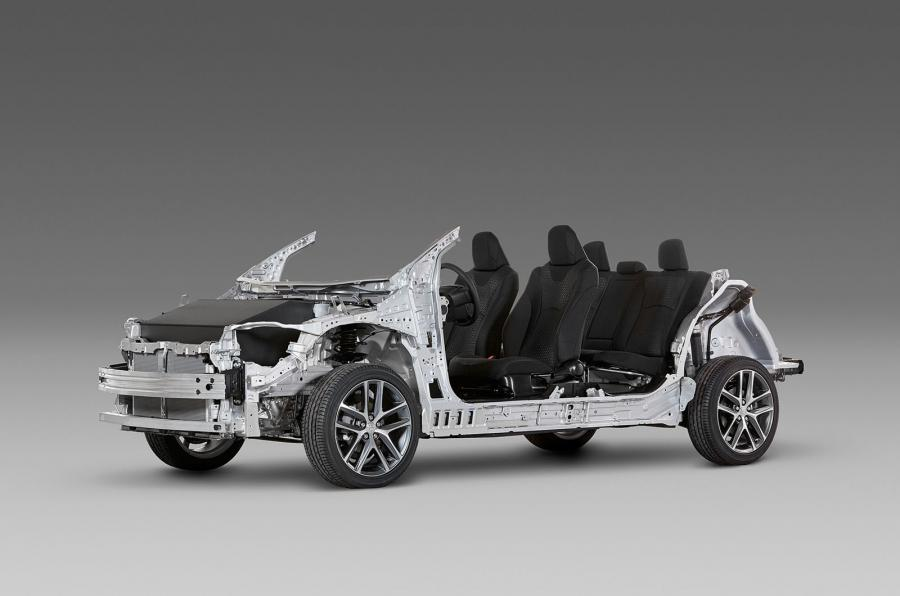 Toyota Launches New TNGA Car Platform, Could Underpin New Prius ...