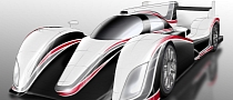Toyota Making Le Mans Return in 2012 with Hybrid LMP1 Prototype