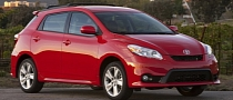 Toyota Matrix Gets the Axe