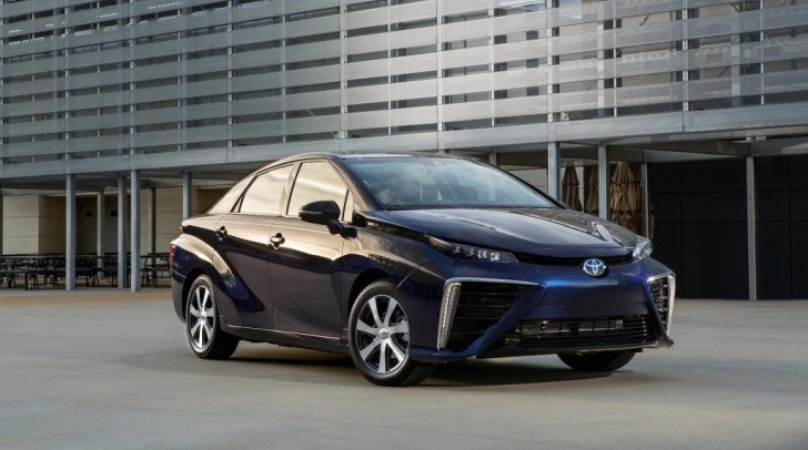 Hydrogen On Demand Reviews >> Toyota Mirai Exceeds Expectations with 1,500 Orders In Japan Already - autoevolution