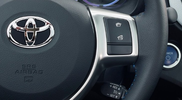 Toyota Modifies Power Button for Safety Reasons