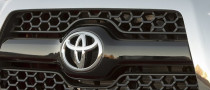 Toyota Motor Europe Sales Increase 13% in First Quarter
