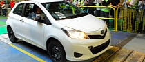Toyota France to Start Exporting the Yaris to North America in 2013