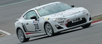 Toyota Motorsport Introduces GT 86 Customer Race Car