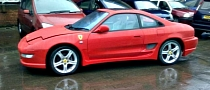 Toyota MR2 Tries Being a Ferrari - Fails