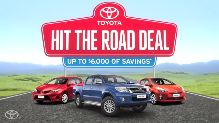 toyota new zealand offering new deal   autoevolution